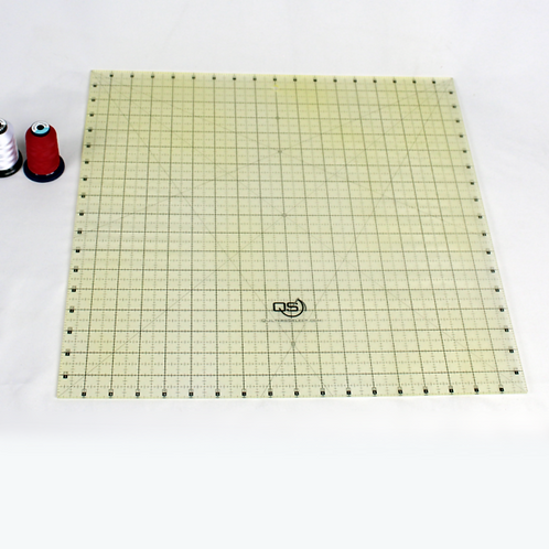 """Quilters Select Quilting Ruler 18"""" x 18"""""""