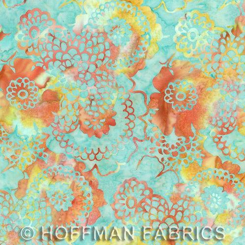 Hoffman Batik Aqua 2710-41