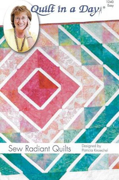 Sew Radiant Quilt Pattern
