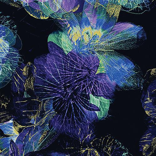 Benartex Floral Impressions by Kanvas Studio 8677MB-55
