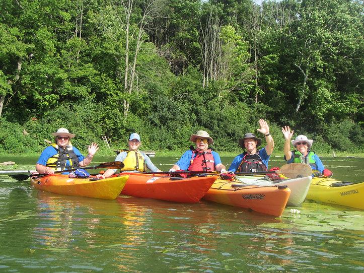 Having a Great Day on Fanshawe Lake.JPG