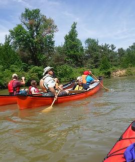 Alliston paddle