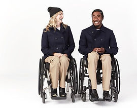 IZ Collection Seated Pea Coats