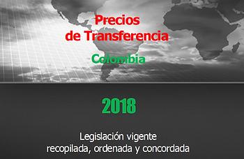 Libro precios de transferencia Colombia
