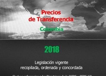 Precios de Transferencia en Colombia: Legislación vigente recopilada y ordenada