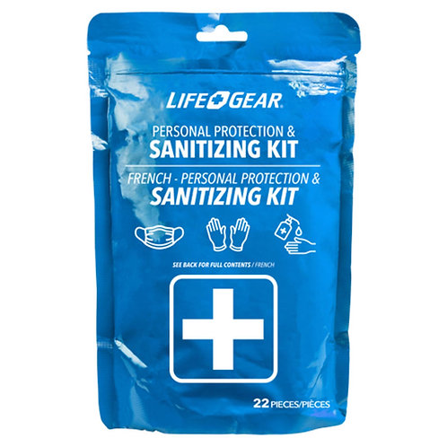 Personal Protection & Sanitising Kit