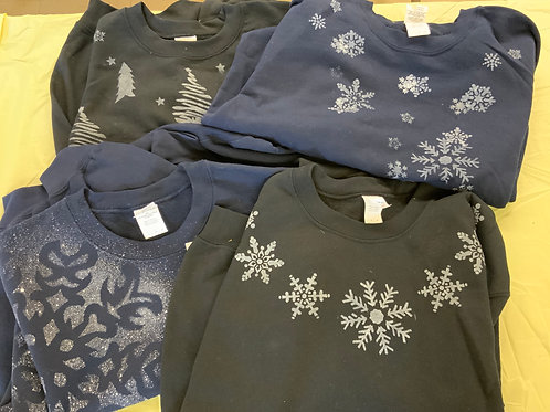 Holiday Sweater - Large
