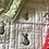 """Thumbnail: Hand Quilted """"Love Is"""" Animal Lap Quilt"""