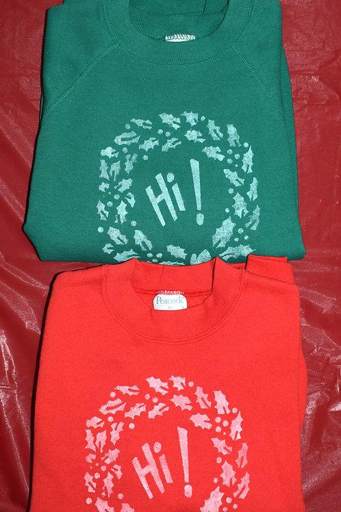 Holiday Sweatshirt - Medium