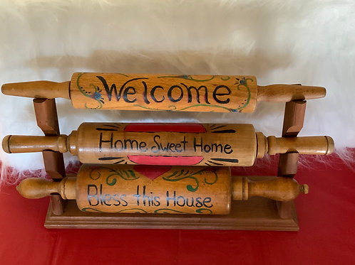 Decorated Rolling Pins