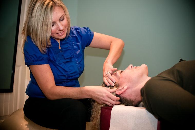 Cranial Dr Laura Clarksville Chiropracto