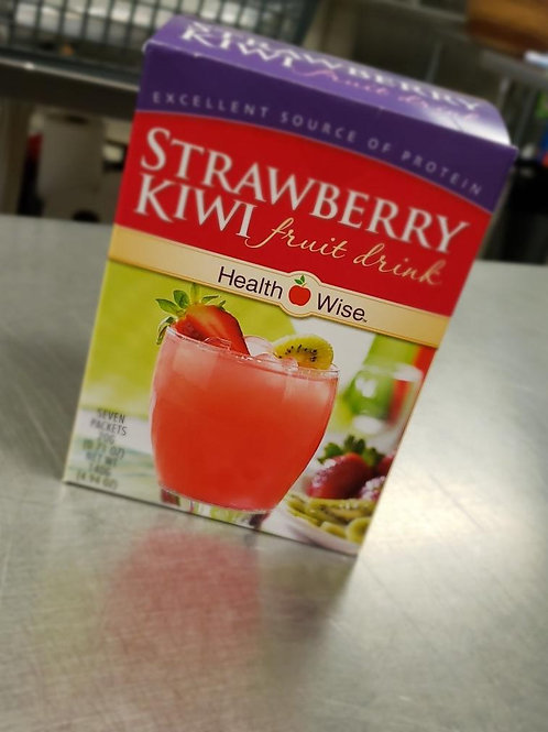 Strawberry Kiwi Fruit Protein Drink Mix