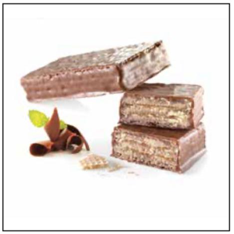 Chocolate Wafers | Proti Diet