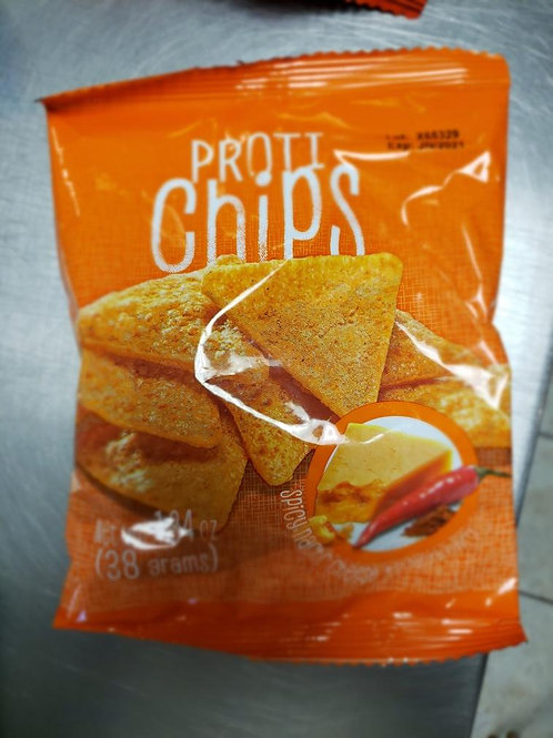 Spicy Nacho Proti Chips | Proti Diet