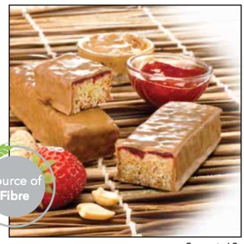 Old Fashion Strawberry & Peanut | Proti Diet