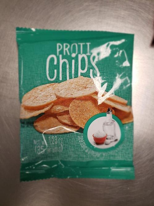 Sea Salt & Vinegar Proti Chips | Proti Diet