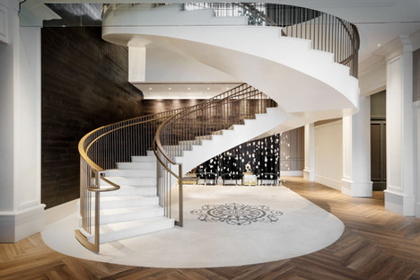 The Elizabeth Hotel Staircase
