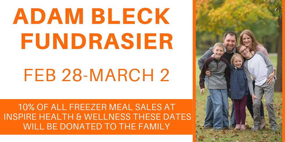 Adam Bleck Fundraiser Day 2