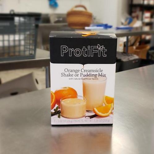 Orange Creamsicle Shake or Pudding Mix | Proti Diet