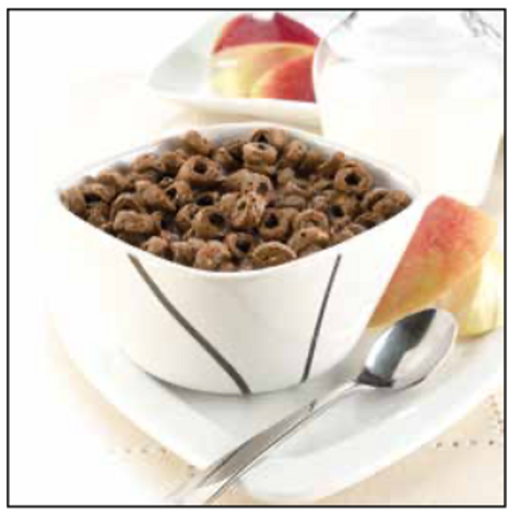 Chocolate Cereal | Proti Diet