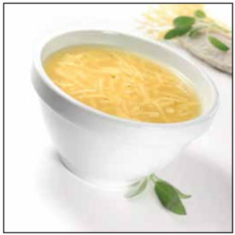 Chicken Noodle Soup | Proti Diet