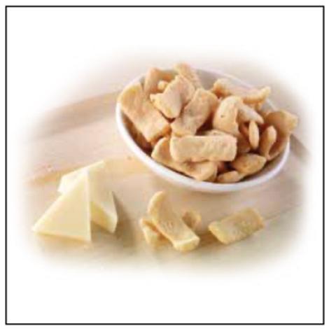 White Cheddar Crisps   Proti Diet