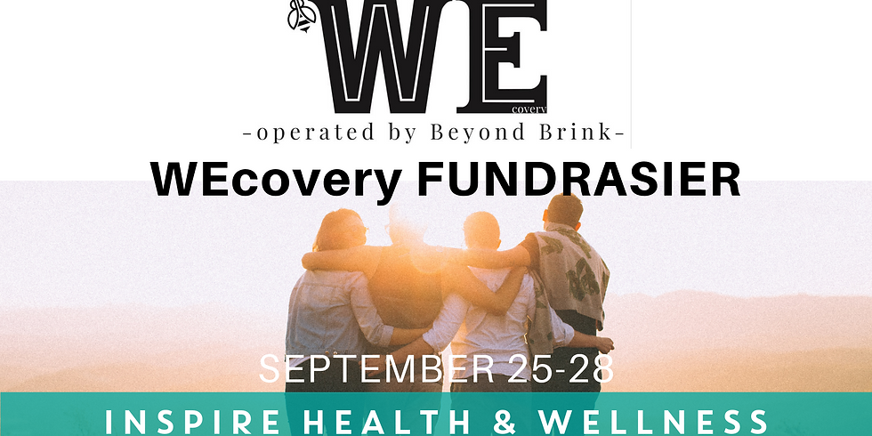 WEcovery Fundraiser (Pre-Order Meals)