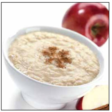 Apple Cinnamon Oatmeal | Proti Diet