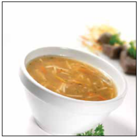 Beef Vegetable Soup | Proti Diet