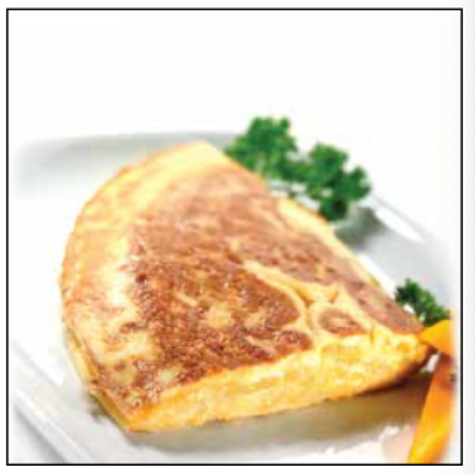Bacon & Cheese Omelette | Proti Diet