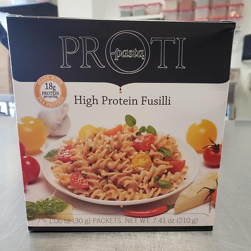 High Protein Fusilli | Proti Diet