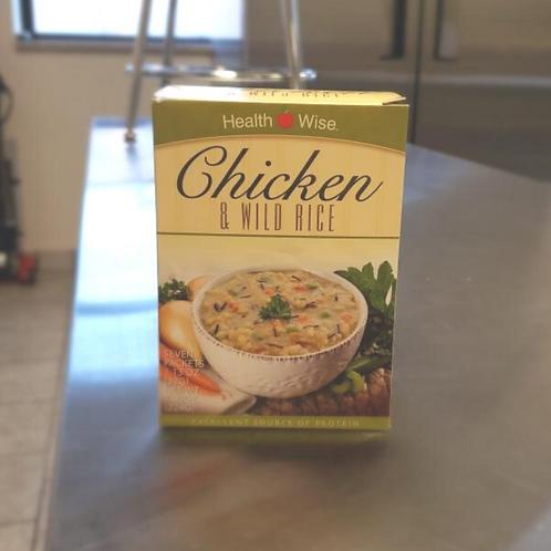 Chicken & Wild Rice Soup Mix   Health Wise