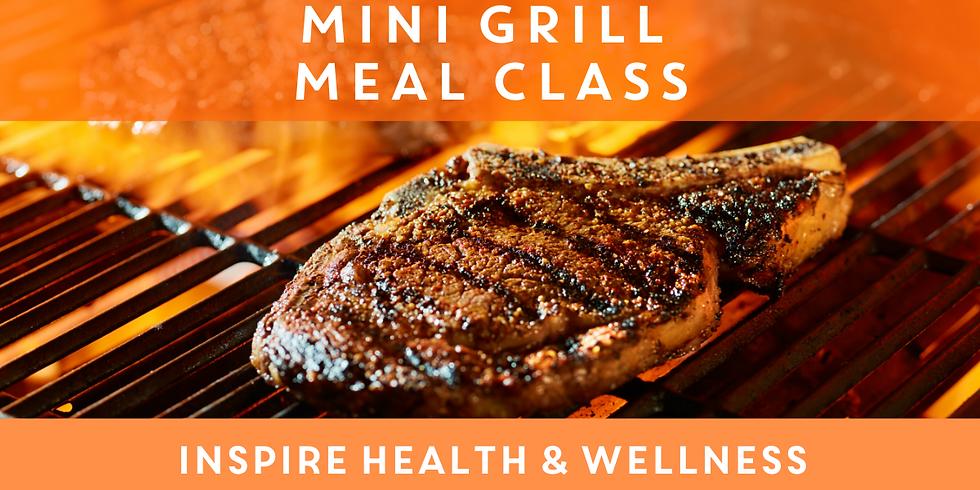 Mini Grill Meal Class