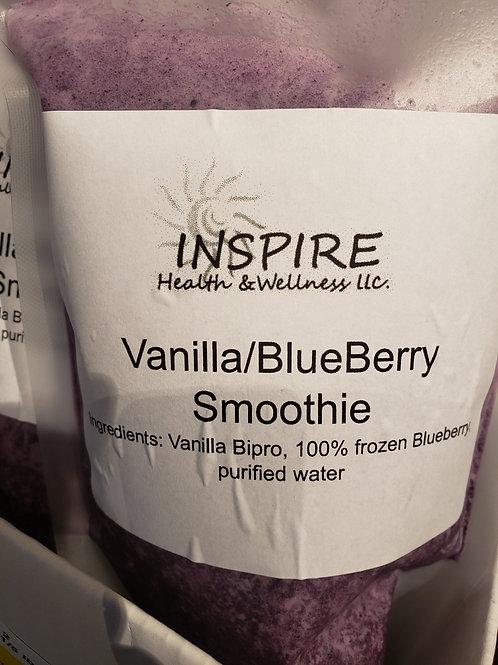 Protein SMOOTHIE - w/fruit choice