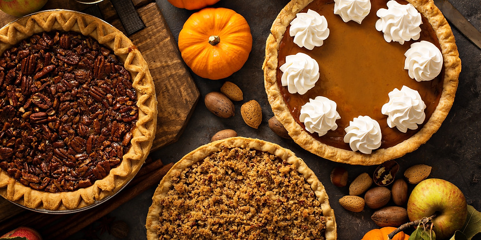 Homemade Thanksgiving Pie