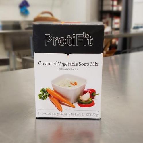 Cream of Vegetable Soup Mix | Proti Diet