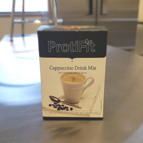 Cappuccino Protein Drink Mix | Proti Diet