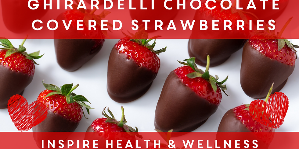 Chocolate Covered Strawberries (Mankato Delivery Option)