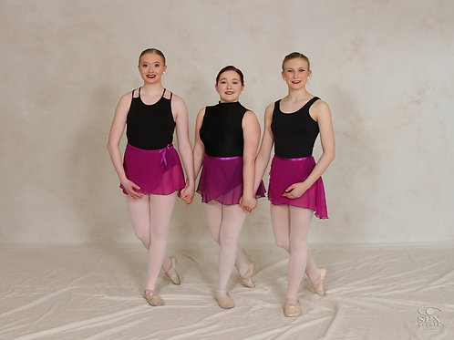 Pre-pointe Ballet