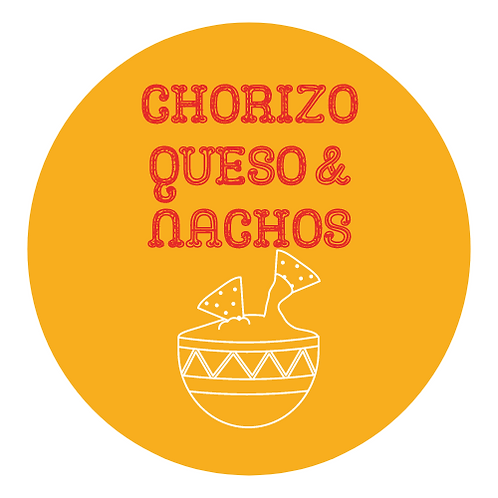 Chorizo Queso Dip w/ Haus Fried Tortilla Chips