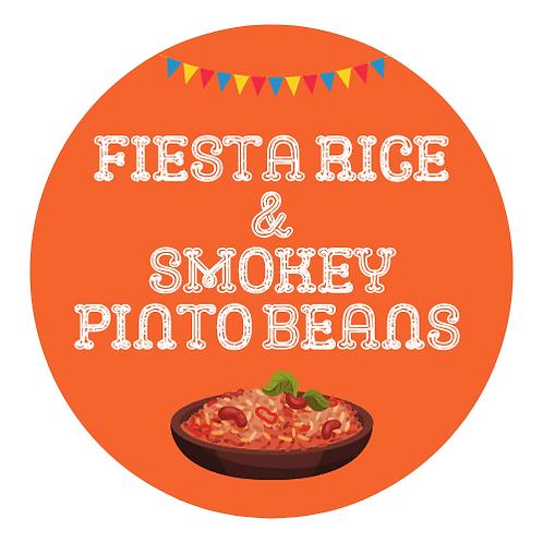 Mexican Fiesta Rice & Smokey Pinto Beans