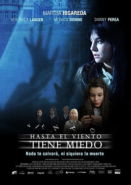28.- HASTA EL VIENTO TIENE MIEDO - Cine.