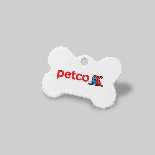 Placa para mascota