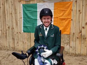 Michael Murphy and the Paralympic Games