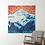 Thumbnail: Lone Peak Fractal 1 Tapestry