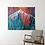Thumbnail: Lone Peak Drip Tapestry