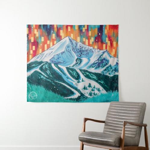 Lone Peak Tapestry