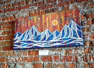 Art Show at Katabatic Brewing