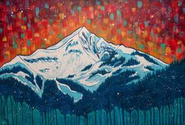 Lone Peak Fractal