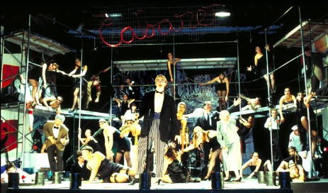 College Prep Cabaret 2000. See below for more awesome pics. Photo source: College Prep website